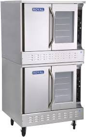 Royal Double-Stack Convection Oven