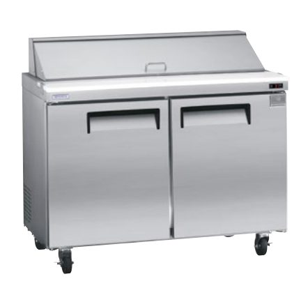 "Kelvinator - 48"" Sandwich Prep Table"