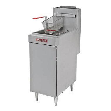 Vulcan 65-80 lbs. Economy Gas Fryer