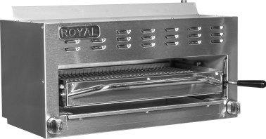 """Royal 24"""" Broiler"""