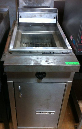 Garland Natural Gas Double Fryer