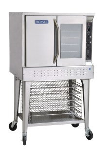 Royal Single Gas Convection Oven