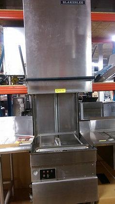 Blakeslee high temp dishwasher - tall model