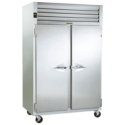 Traulsen Solid 2-Door Freezer
