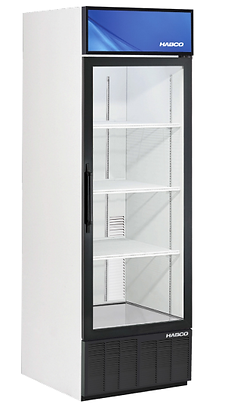 Habco - Commercial Glass 1-door Cooler