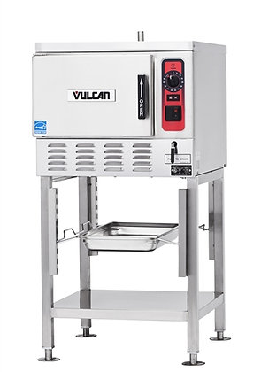 Vulcan 3-Pan Electric Countertop Steamer, Boilerless