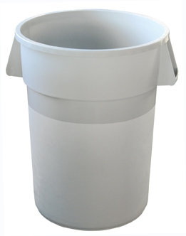Trash Bin, 32 gallon HD