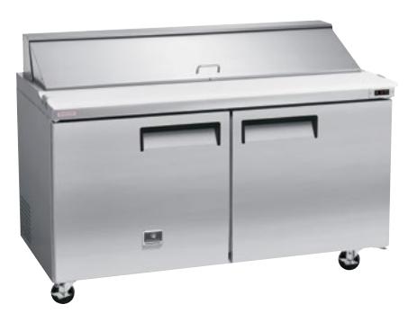 "Kelvinator - 60"" Sandwich Prep Table"
