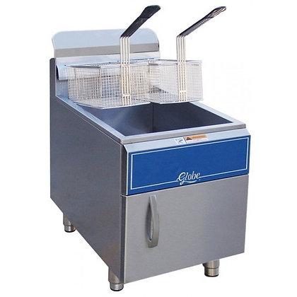 Globe 30lbs. Gas Countertop Fryer