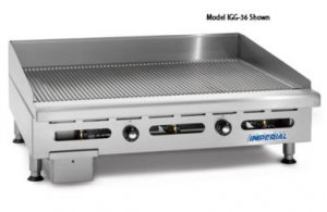 "Imperial 36"" Gas Griddle"