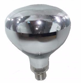 Heat Lamp Bulb Replacement, clear