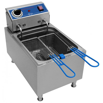 Globe 10 lbs. Electric Countertop Fryer