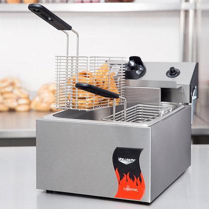 Vollrath 10 lbs. Electric Countertop Fryer