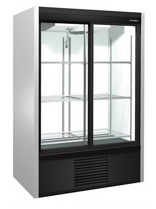 Habco - Refrigerator Glass sliding 2-door