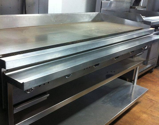 """Imperial 72"""" Thermostatic Griddle"""