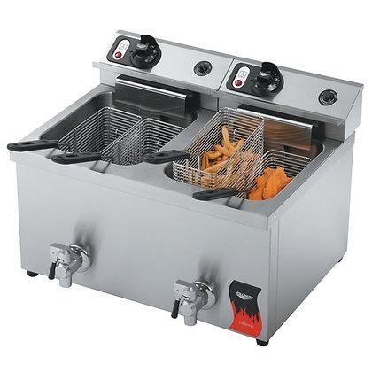 Vollrath 15lbs. Countertop Electric Fryer