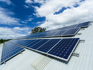 Property considerations for rooftop solar for lessees