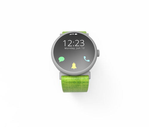Voco with green band