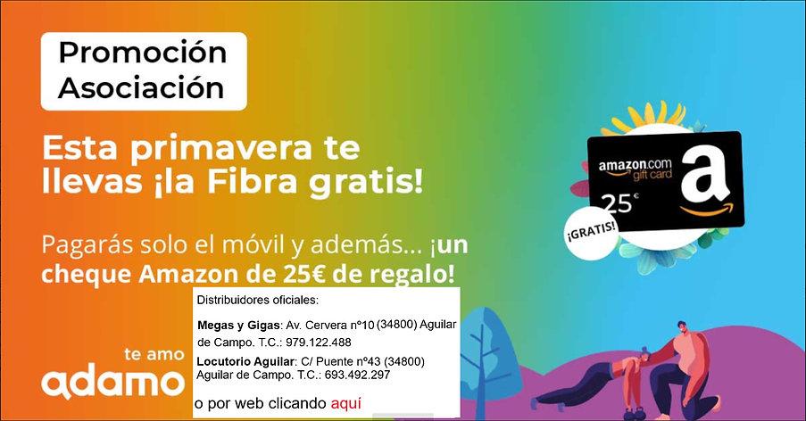 Megas y gigas - Locutorio Aguilar_Banner