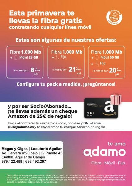 Megas y gigas - Locutorio Aguilar_Flyer2
