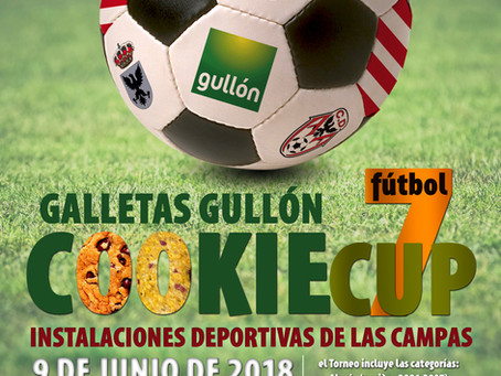 Torneo Cookie Cup F7 2018.