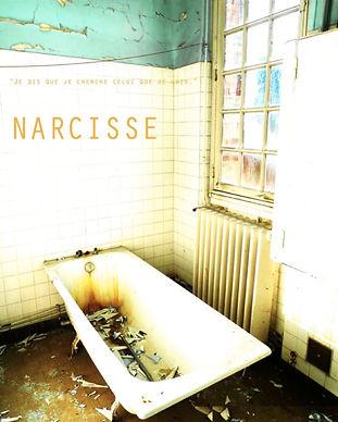 Affiche Narcisse © Tony Chapuis