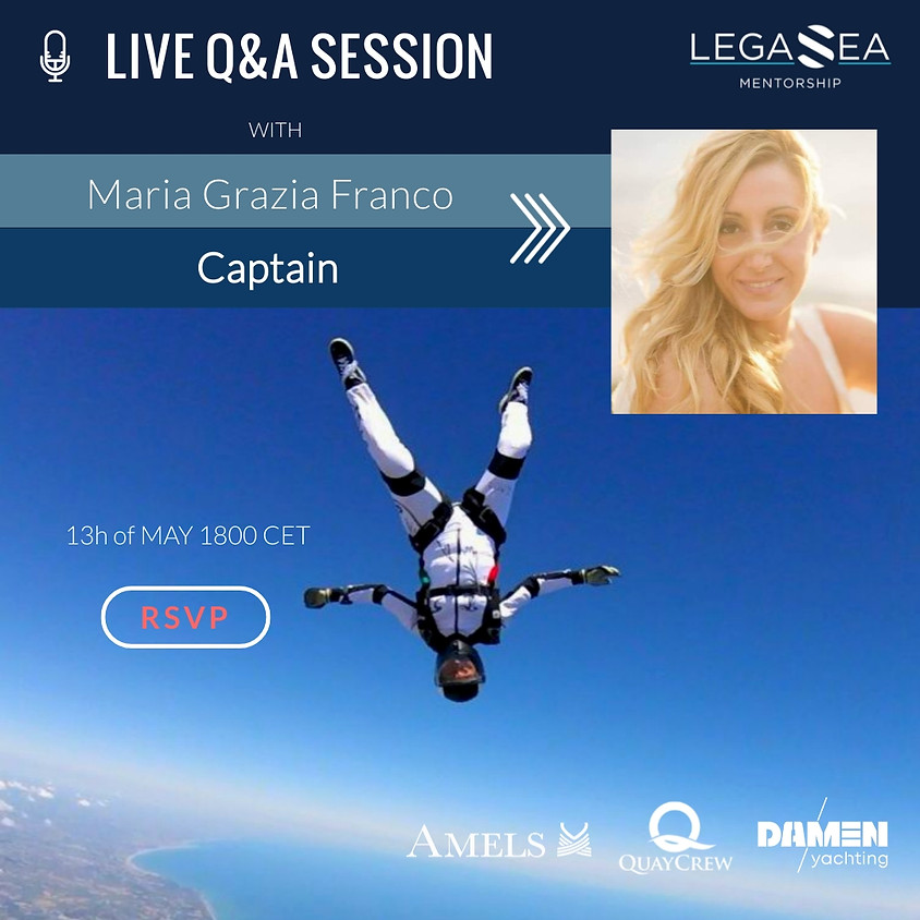 Live Session: Captain M.G Franco