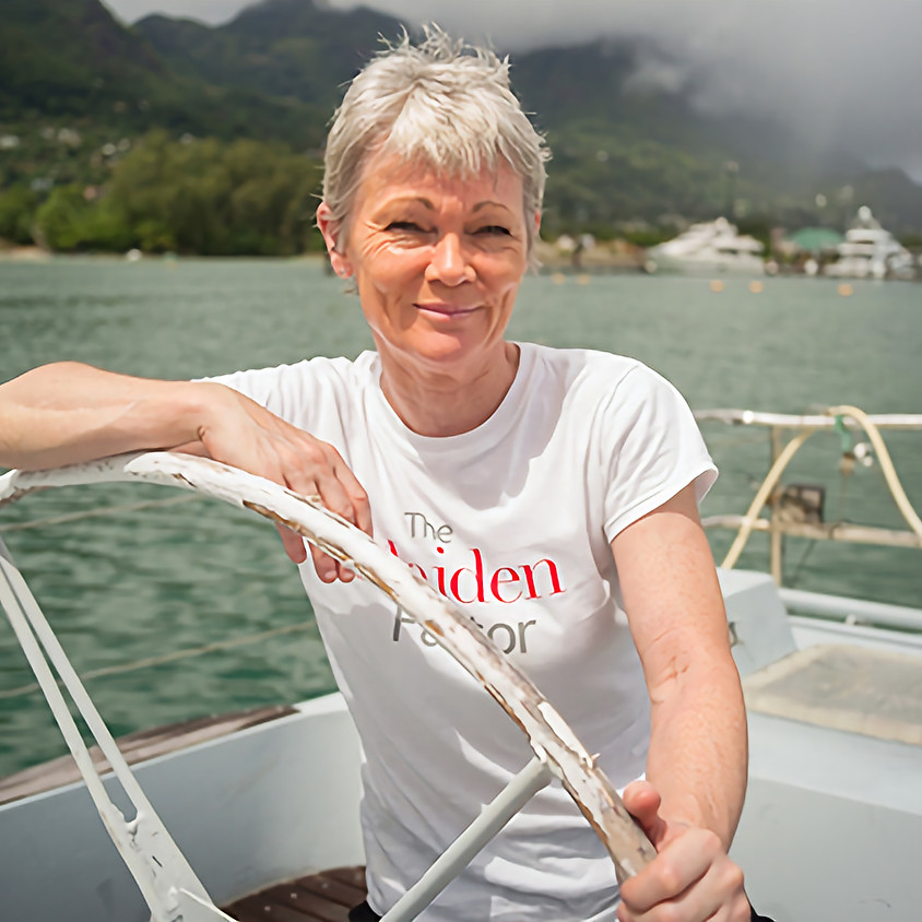 Tracy Edwards - Maiden Captain