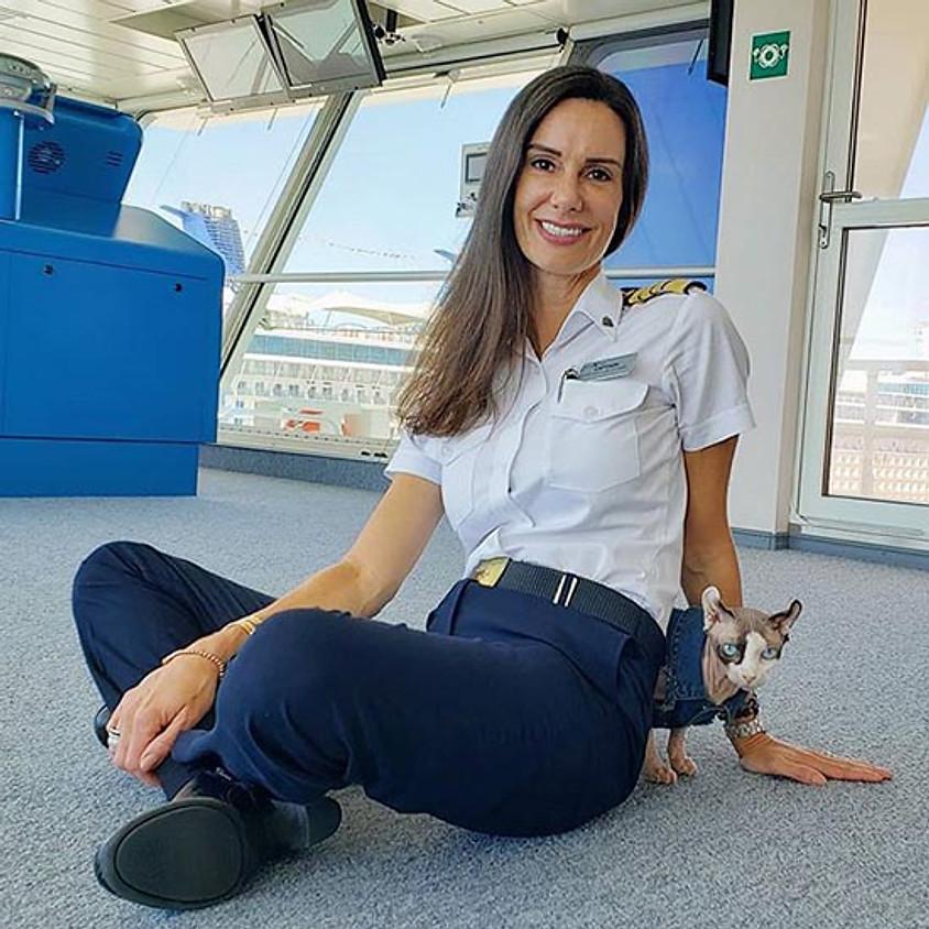 Captain Kate McCue- Celebrity Edge Captain