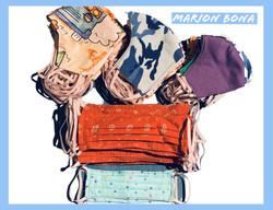 Masks by Marion Bona