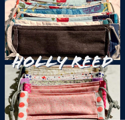 Masks by Holly Reed