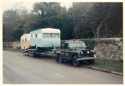 Mayflower Caravan Transport