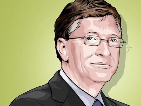 """""""Seus clientes insatisfeitos são sua maior fonte de aprendizado"""" Bill gates."""