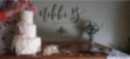 Nikki B wedding cakes