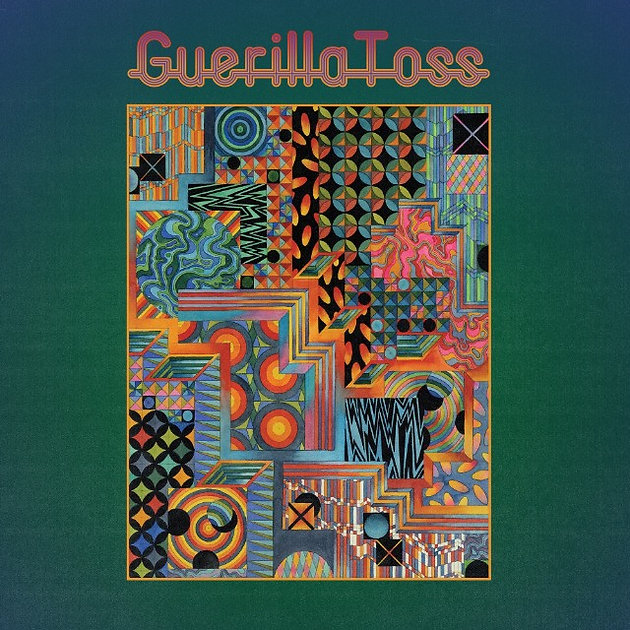 dbc83c1453 ``Twisted Crystal   is the sixth and latest from Guerilla Toss