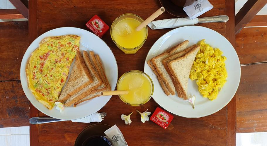 Bunglow Breakfast
