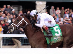 Carpe Diem wins G1 Breeders Futurity