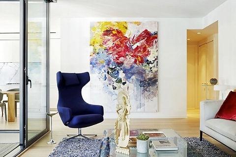 Bobbie Burgers large floral painting.jpg