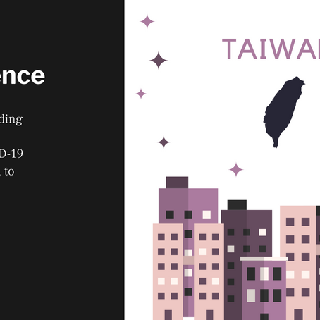 Taiwan experience-COVID 19