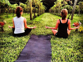 Yoga & Sips August 15, 2021