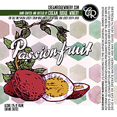 Passionfruit Wine (SOLD OUT till 2021)