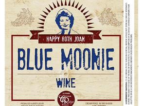 Release of Blue Mooney