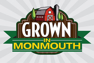Grown in Monmouth Logo