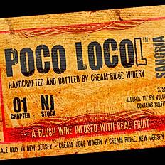 Poco Loco Sangria (little bottle)