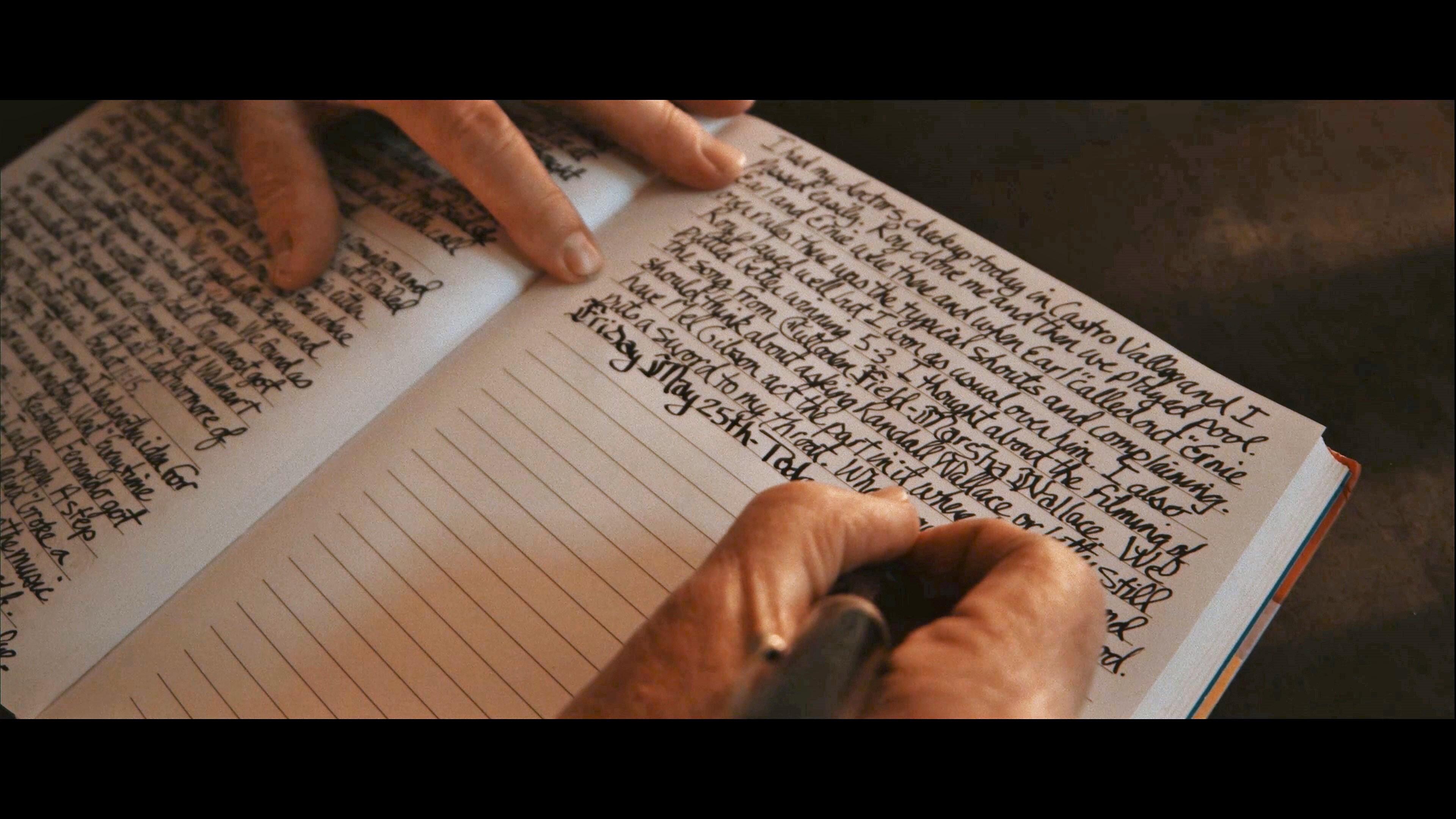 David's Journals