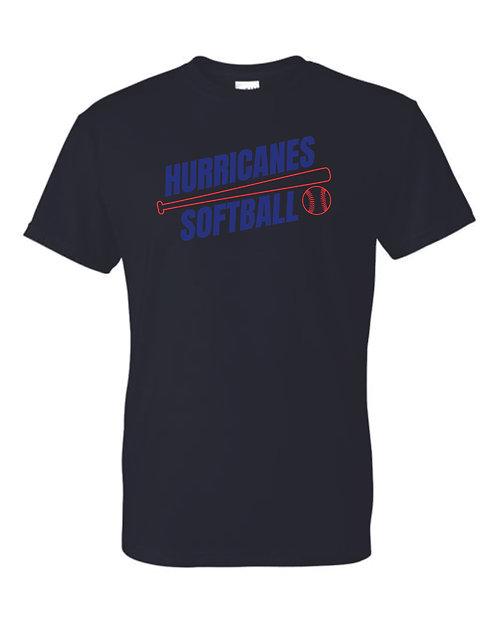 Hartford Softball Gildan - DryBlend T-Shirt - 8000