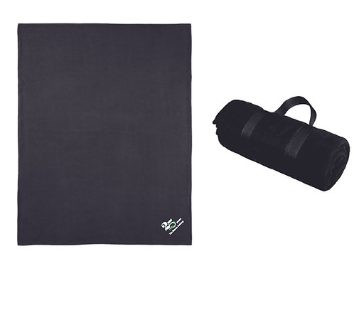 TSA 25th Anniversary Port Authority® Fleece Blanket with Carrying Strap