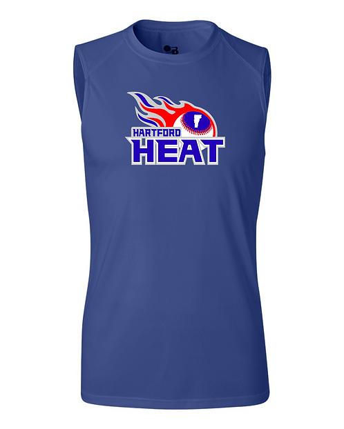 Hartford Heat Badger B-Core Sleeveless T-Shirt