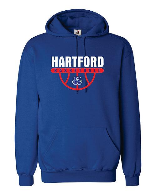 Adult Hooded Sweatshirt 1254