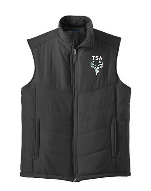 Port Authority Adult Puffy Vest - J709
